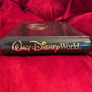 Walt Disney World Photo Album NWT